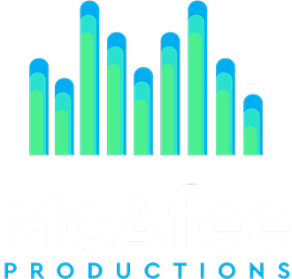 McAfee Productions Website Design SEO Social Media
