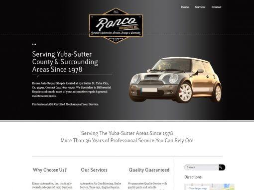 Ronco Auto Repair