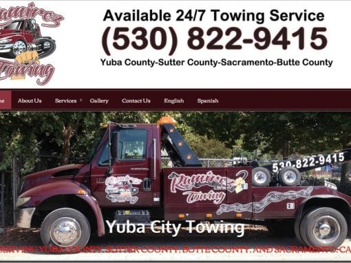Yuba City Towing
