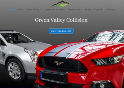 Green Valley Collision