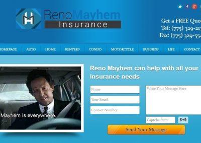 Reno Mayhem