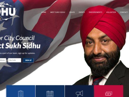 Elect Sukh Sidhu